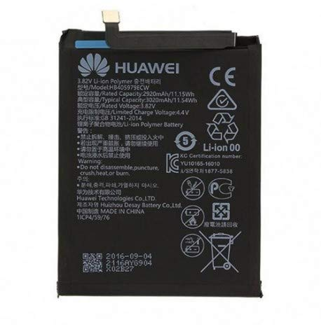 Handyteile24 ✅ Ersatz Akku Batterie Battery 3020mAh HB405979ECW für Huawei Nova