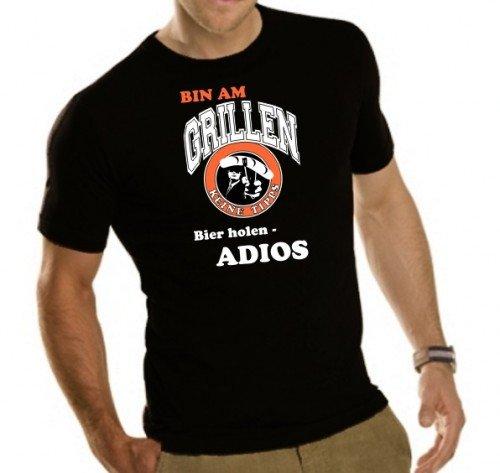 Coole-fun-t-shirts t-shirt pour homme avec imprimé en allemand \\