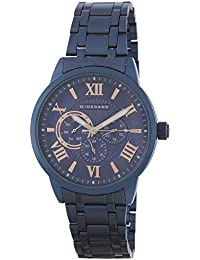 (Renewed) Giordano Analog Blue Dial Men's Watch - A1077-88