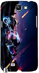 Timpax protective Armor Hard Bumper Back Case Cover. Multicolor printed on 3 Dimensional case with latest & finest graphic design art. Compatible with Samsung Galaxy Note II N7100 Design No : TDZ-27333
