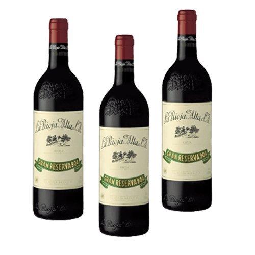 Rioja Alta Gran Reserva 904 - Vino Tinto - 3 Botellas
