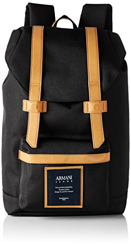 Armani Jeans 9321187p914, Sac à dos Schwarz (NERO 00020)