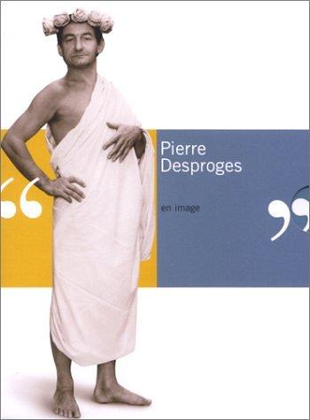 Pierre Desproges en image