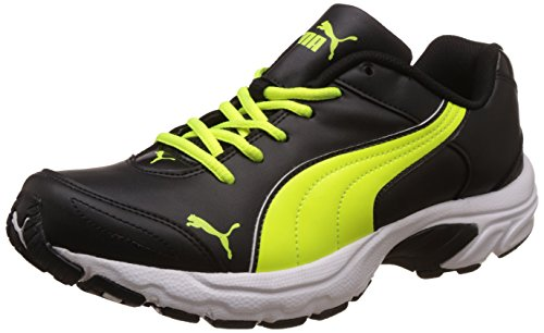 Puma Men's Axis Iv Xt Dp Periscope and Safety Yellow Multisport Training Shoes - 11 UK/India (46 EU)