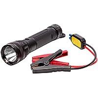 Carpoint 9213005 Jumpstarter LED Flashlight 5100 Mah, Schwarz, Standard