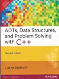 ADTs, Data Structures, And Problem Solving With C++ (Paperback)