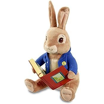Peter Rabbit Story Telling Peter Rabbit Plush Toy: Amazon.co.uk ...