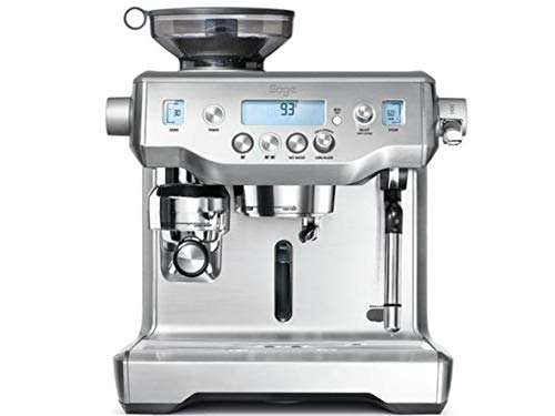 Sage BES980BSS the Oracle Espresso Semi-Automatic Espresso Machine - Silver thumbnail