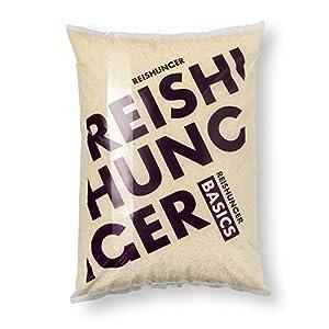 Reishunger Basics, Basmati Reis der Sorte »Super-Basmati« 10 kg (2 x 5 kg) -...