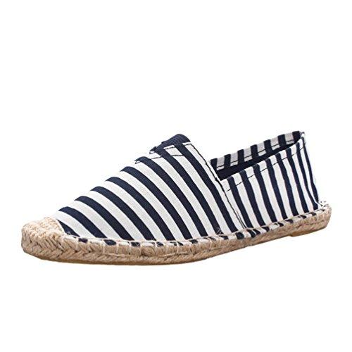 Lvguang women shoes unisex espadrillas basse uomo scarpe da viaggio casual per le scarpe di tela stile2, asia 42 (260cm)