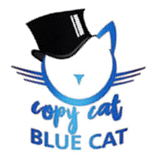 Copy Cat E- Zigaretten Aroma 10ml für e Liquid Nikotinfrei Größe Blue Cat
