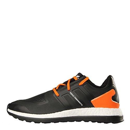 Sneakers Yamamoto Y3 Herren Stoff Schwarz, Orange und Weiß BB5397PUREBOOSTZG Schwarz 40EU