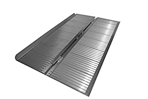 Folding Lightweight Aluminium Wheelchair Ramp