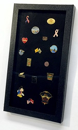 Pin Collector 's Display Fall durch Hobbymaster --für Disney, Hard Rock, Olympischen & anderen Collectible Pins, hält bis zu 100 Pins -