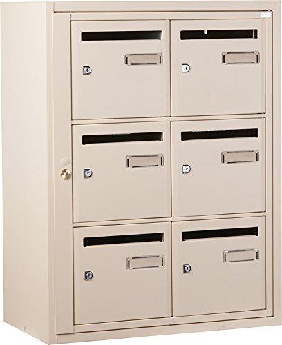 bloc-boite-aux-lettres-collective-interieur-ivoire-clair-b6-languedoc-standard-decayeux