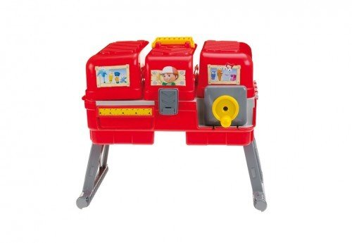 Mattel T4828-0 - Fisher-Price Meister Manny's Werkbank - Fisher Price 3 Stück