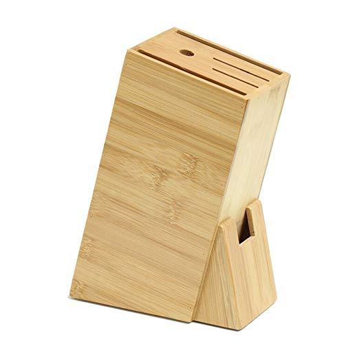 MOOMDDY & Portacoltelli Bamboo Multi-Funzione Cucina Rack ...