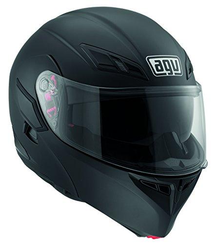 agv-compact-flip-front-motorcycle-helmet-matt-black-xlarge-61-62cm