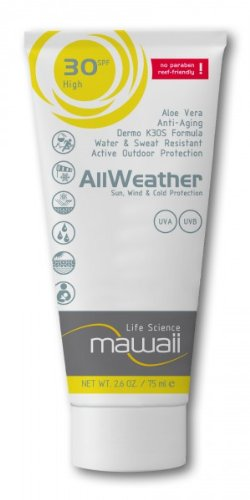 Mawaii Sonnencreme All Weather Protection SPF 30