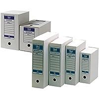 Uni-System 68363 - Pack retractilado 10 archivadores definitivos