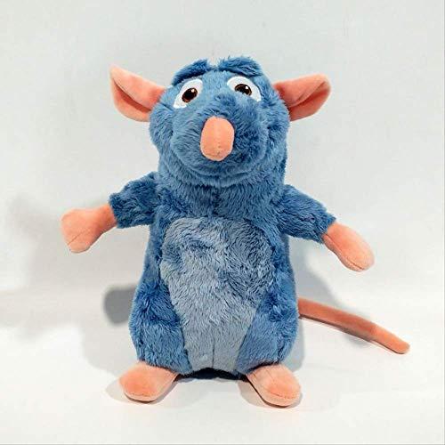 BEST9 Juguete Suave, 25cm Foodie Mouse Felpa Juguete Anime muñeca Lindos Animales Rellenos para los Regalos de los niños