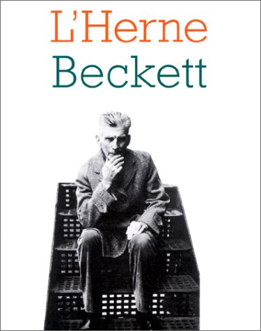 L'Herne, numéro 31 : Beckett