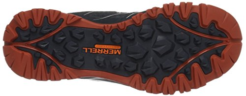 Merrell Capra Bolt Gore-Tex, Chaussures de Randonnée Basses Homme, Noir, 41 EU Multicolore (Black/Navy)