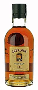 Aberlour 16 year old Single Highland Malt 700ml from Aberlour