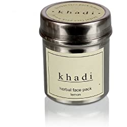 Khadi Lemon Face Pack, 50g