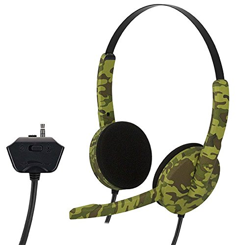 """PS4 - Stereo Gaming-Headset """"Camouflage"""""""