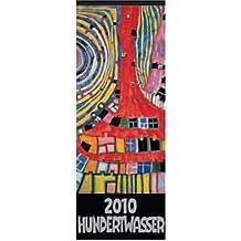 Hundertwasser Streifenkalender ART 2010