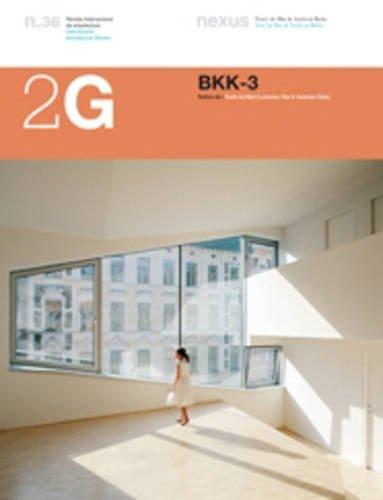 2G N.36 BKK-3 (2G: International Architecture Review Series)