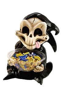Rubies Sin Preocupaciones - I-68293 - Disfraces para Niños - In Pot caramelo Skeleton - 43 X 35 X 25 Cm