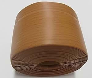 weich sockel leiste selbstklebend profil 45x15mm 5m buche sockelleiste der lfm 1 90. Black Bedroom Furniture Sets. Home Design Ideas