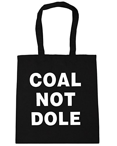 hippowarehouse-coal-not-dole-tote-shopping-gym-beach-bag-42cm-x38cm-10-litres