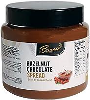 Benoit- Hazelnut Chocolate Spread 500G