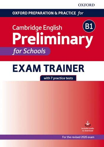 Oxford Preparation and Practice for Cambridge English:
