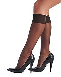 Oroblu Girls' Socks Brown Moka One Size