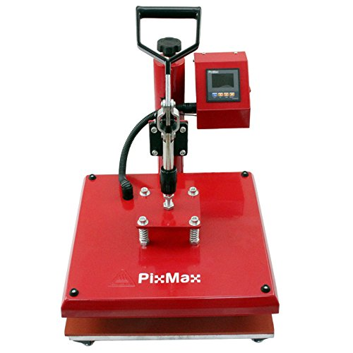 PixMax 38cm x 38cm Swing-Hitzepressmaschine - 2