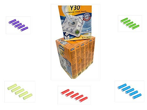 Multicolore Lot DE 25 Tescoma Della CASA Sacs pour b/âtonnets /énerg/étiques 19,5/x 6/x 0,3/cm