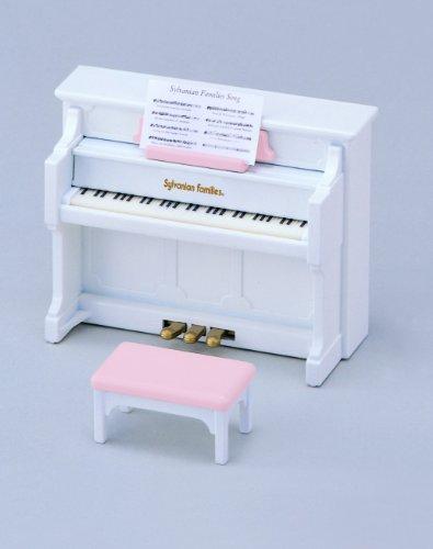"Sylvanian Families ""weißes Klavier"""