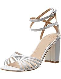 Amazon.es  Guess - Hebilla   Sandalias de vestir   Zapatos para ... 70a6b096665e