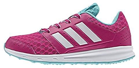 adidas Mädchen LK Sport 2.0 Laufschuhe, Violett (Eqt Pink/Ftwr White/Vivid Mint), 34 EU