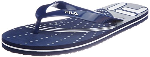 Fila Men's Gredient Navy and Grey  Flip Flops Thong Sandals -9 UK/India(43 EU)(10 US)  available at amazon for Rs.324