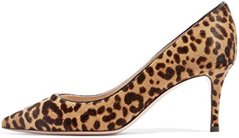Lutalica Scarpe con Tacco a Punta di di di Gattino a Punta in Vernice Tacco Gattino Scarpe da Ufficio | Fashionable  | Uomo/Donne Scarpa  9d0b31