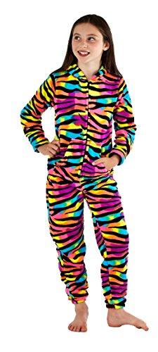 Grosse Auswahl von Herbst Winter Warme Jungen Mädchen Kinder Schlafanzug Nachtanzug Hausanzug Onesie Einteiler Strampelanzug