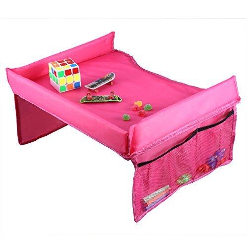 Baby Kinder Kleinkind Autositz a-goo Wasserdicht Tragbar Futter Snack playtravel Tablett auf der Go...