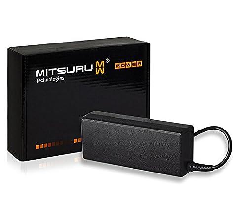 90W Adaptateur chargeur secteur AC Adapter pour ordinateur portable Samsung NP-R610 NP-R620 NP-R65 NP-R70 NP-R700 NP-R710 NP-R72 Laptop. Avec câble d'alimentation standard européen. De e-port24®