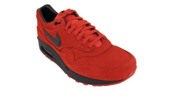 promo code c82dc 8b810 Nike Air Max 1 PRM Pimento Red 512033-610 Size 44.5EUR 10.5US 9.5UK   Amazon.co.uk  Shoes   Bags