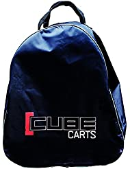Score Industries 14632 Cube - Bolsa de transporte, color negro